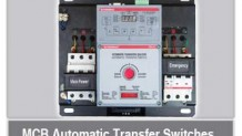 AUTOMATIC TRANSFER SWITCHES (MCB)