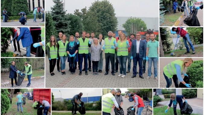 Social Responsibility Project – Environmentally Sensitive Activity