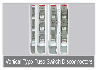 Vertical Type Fuse Switch Disconnectors