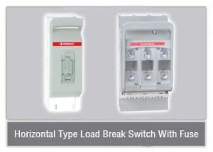 Horizontal Type Fuse Switch Dissconnectors
