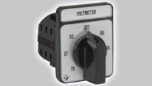 FCS1 Ampermetre Komütatörü