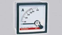 FA96 Ampermetre Akım Trafo Bağlantılı