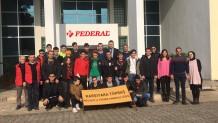 Federal Elektrik Kapılarını Yeniden Lise Öğrencilerine Açtı