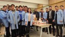Kocaeli Anadolu Teknik, Teknik ve Endüstri Meslek Lisesini Ziyaret Ettik