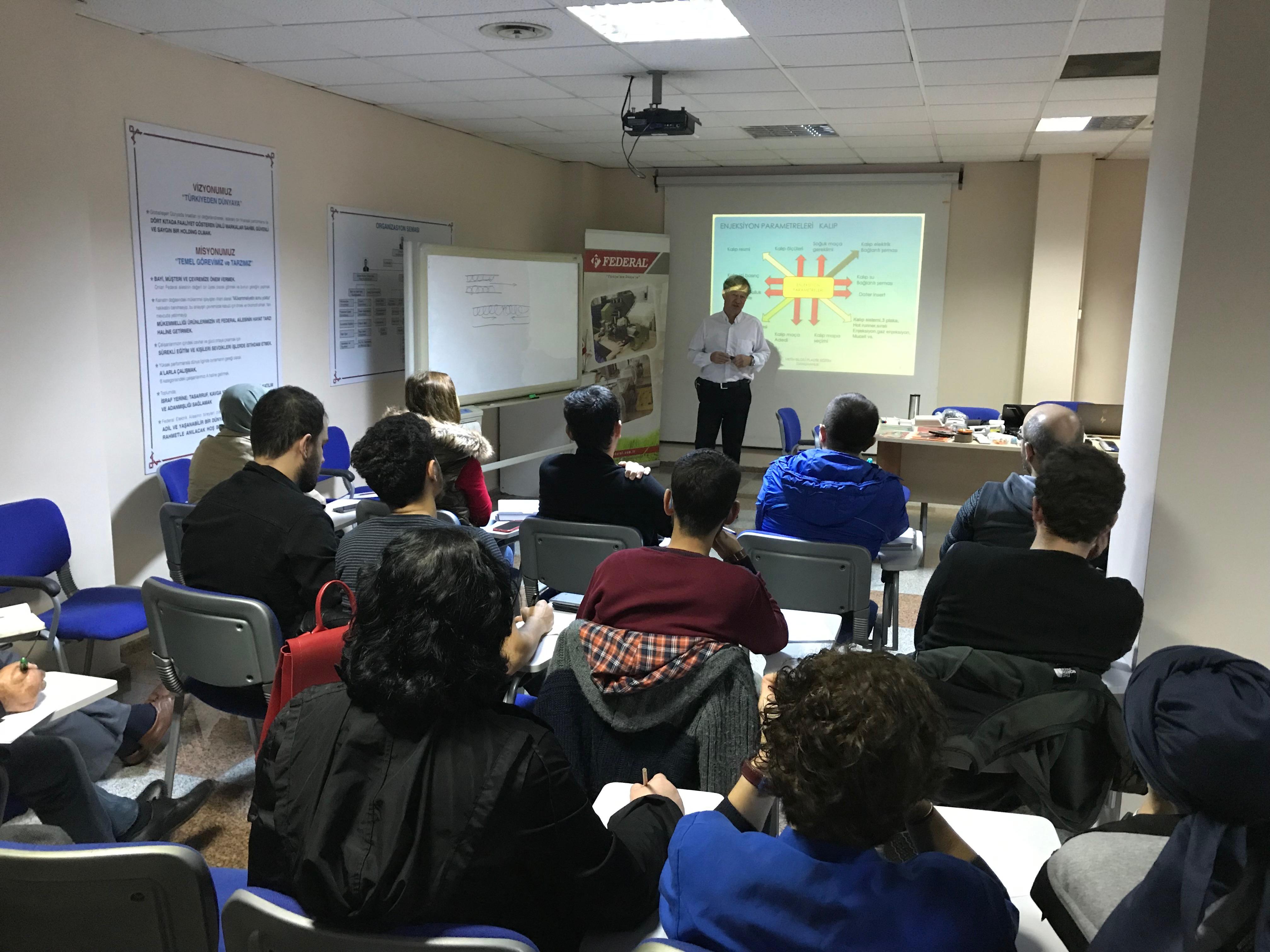 Metin Bilgili - Federal Elektrik Eğitim (2)